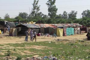 Flood relief India